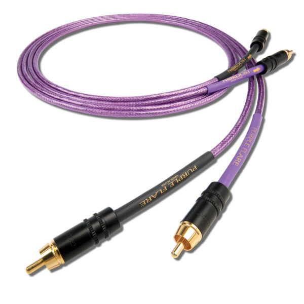 Nordost Purple Flare Interconnects