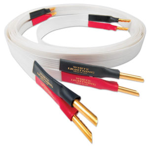 Nordost White Lightning Speaker Cables
